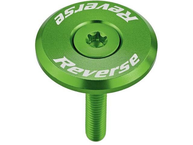 Reverse Balhoofdstelkap, green